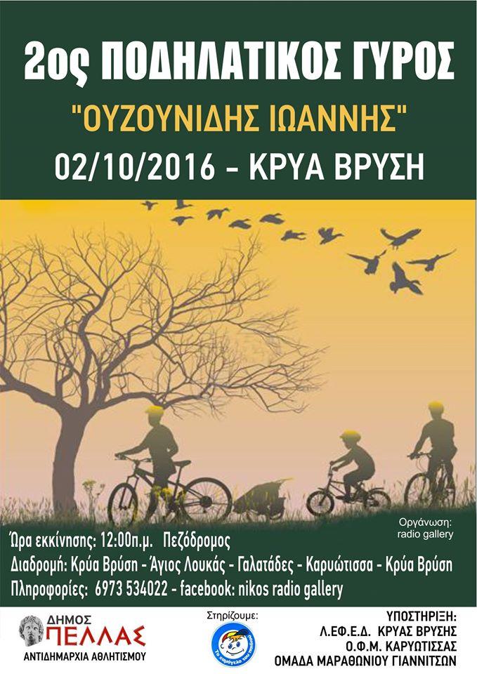 2ος Ποδηλατικος Γυρος