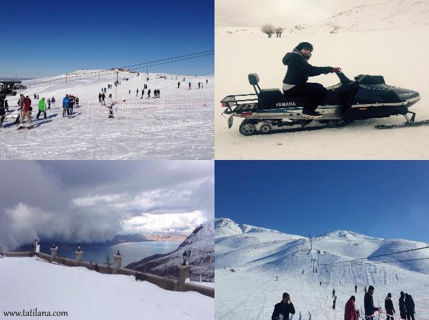 Elazığ Hazarbaba Kayak Merkezi