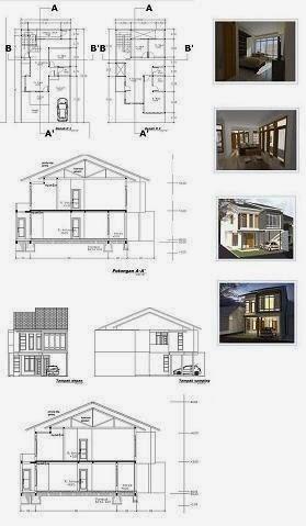 Harga Paket Murah Biaya Desain Rumah