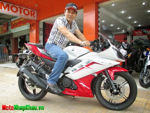 Yamaha YZF R15 2013