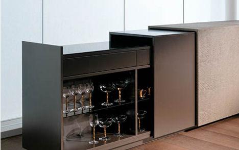 Bog dise os bares en casa for Bar casa minimalista