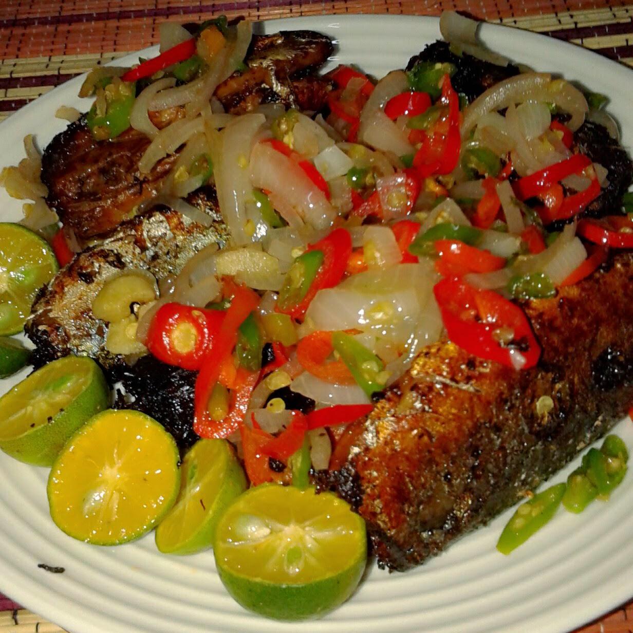 cara masak sardin, sardin goreng, cara sedapkan masakan sardin, resepi mudah sardin goreng, pelbagai resepi sardin, reserpi sardin