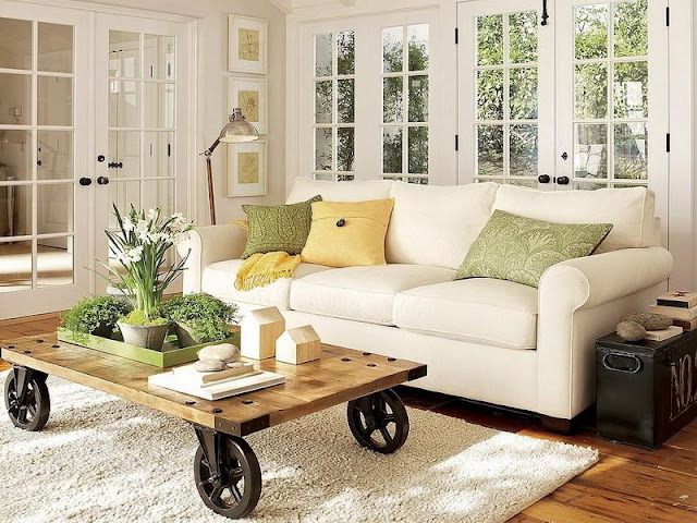 Small Living Room Chairs to Make a More Functional Home