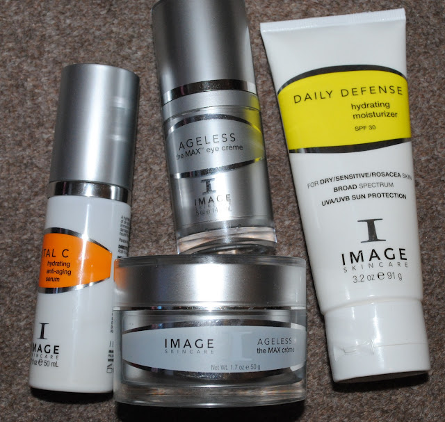 Image Skincare Day Routine