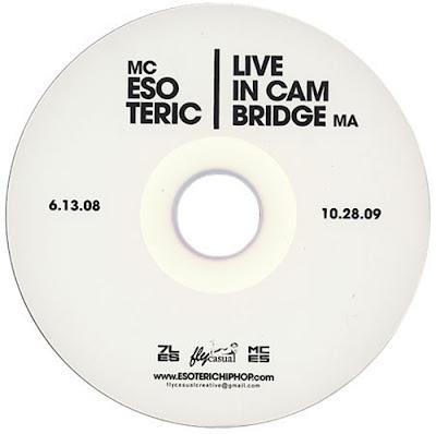 Esoteric – Live In Cambridge, MA [Bonus CD of Fly Casualties] (2010) (320 kbps)