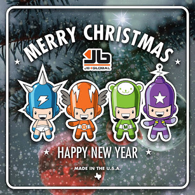 Merry Christmas from J6 Studios