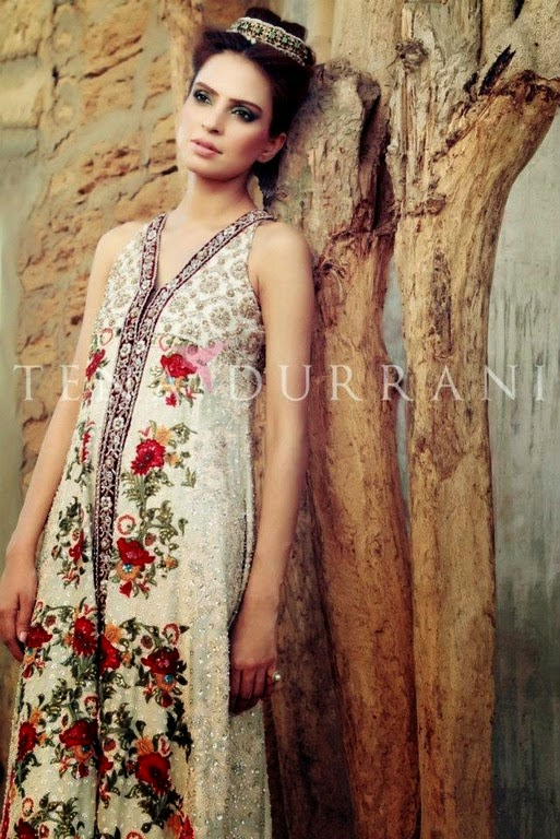 Tena Durrani Bridal Eid Dresses