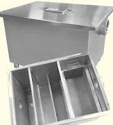 Tersedia Stainless Steel 304