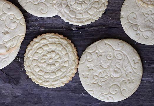 galletas de sello