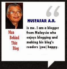 Man Behind This Blog