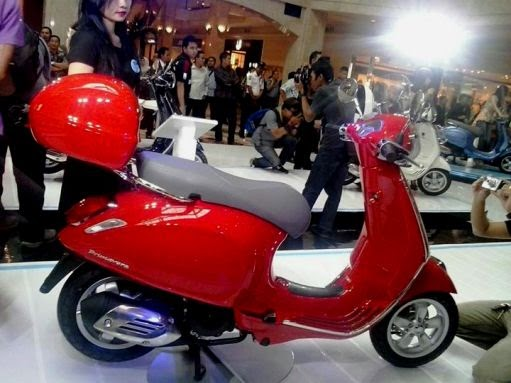 Red vespa Primavera
