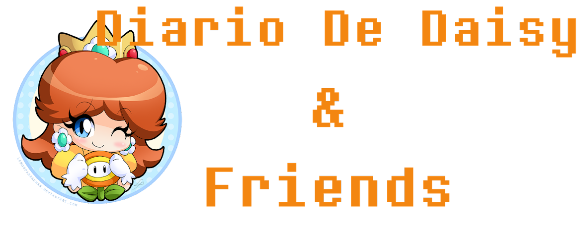 Diario de daisy and friends