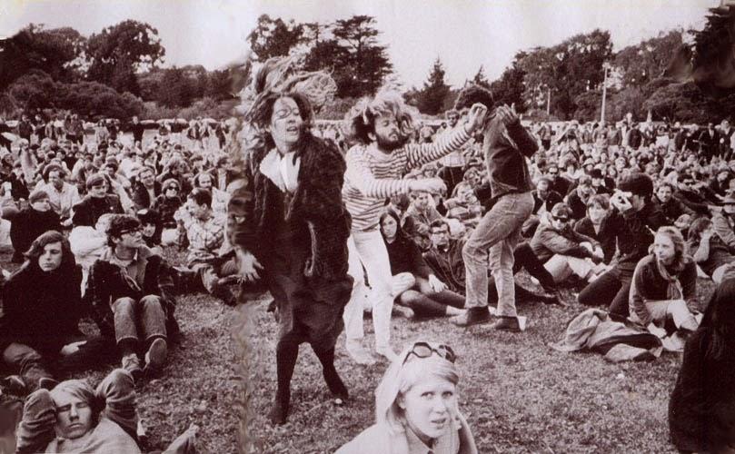 El movimiento Hippie en San Francisco