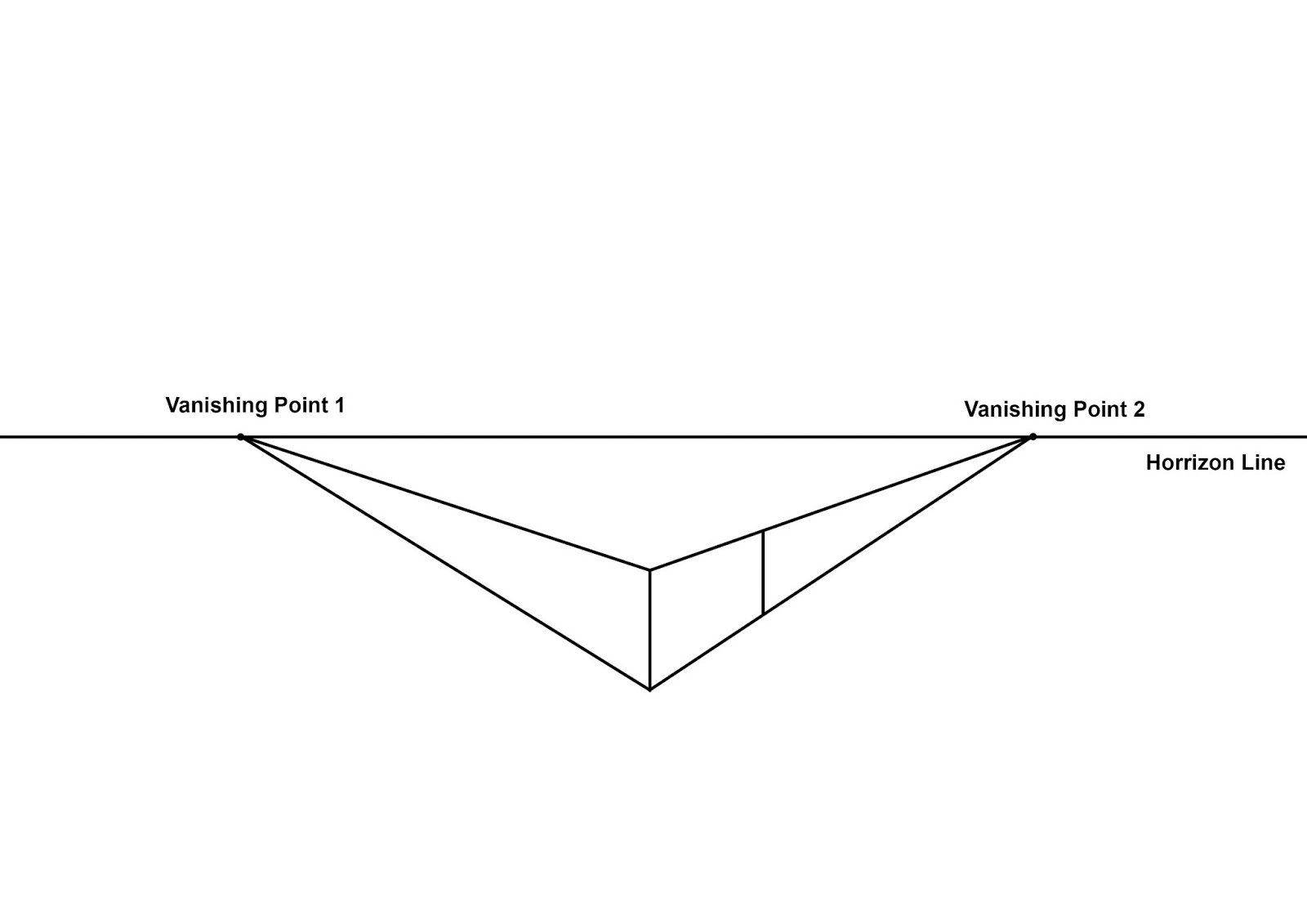 how to draw on vanishing point photshop