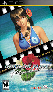 Dead or Alive Paradise PSP GAME
