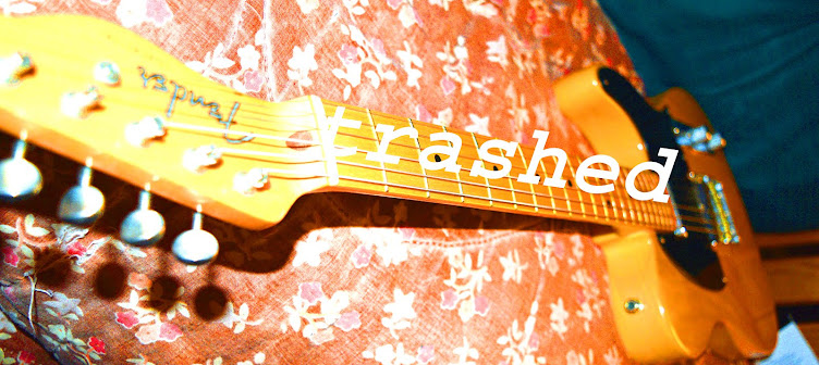 Resentments and Rambling from a Guitar Junkie