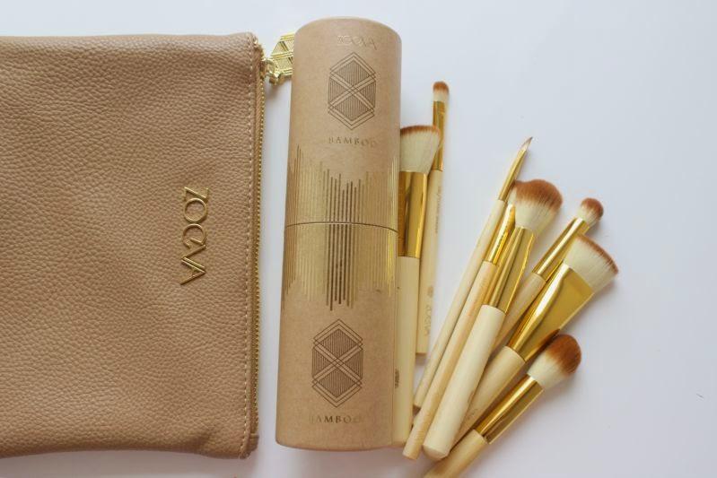 New Zoeva Bamboo Vol.2 Brush Set