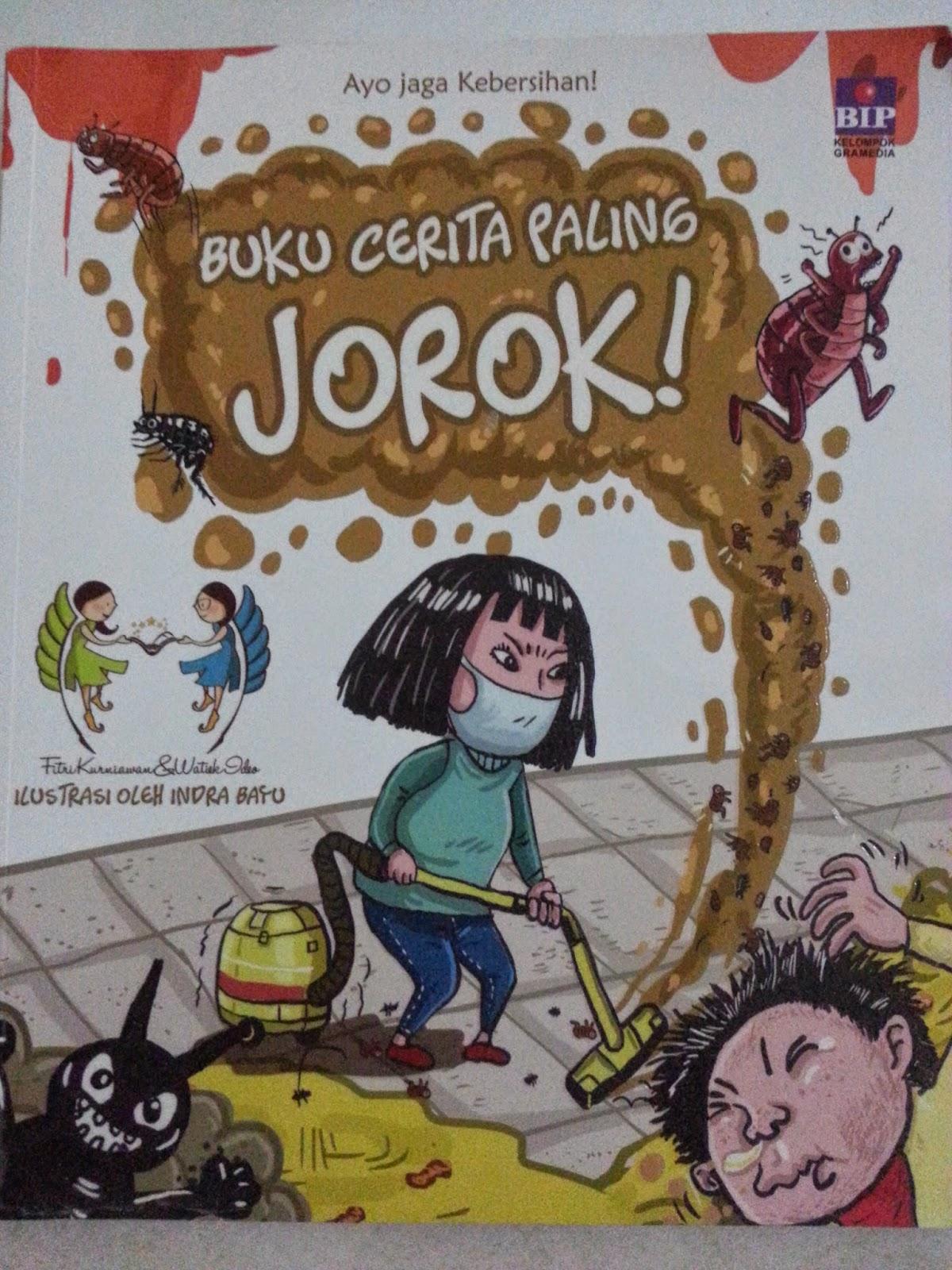 Resensi Buku Cerita Paling Jorok!