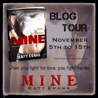 Mine Blog Tour!