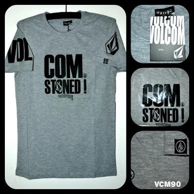 Kaos Surfing Volcom Kode VCM90
