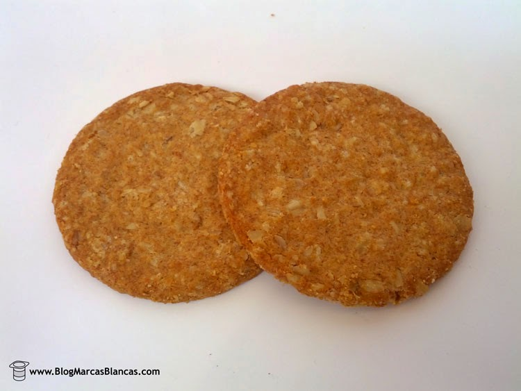 Galletas digestive con trigo integral y avena Dia