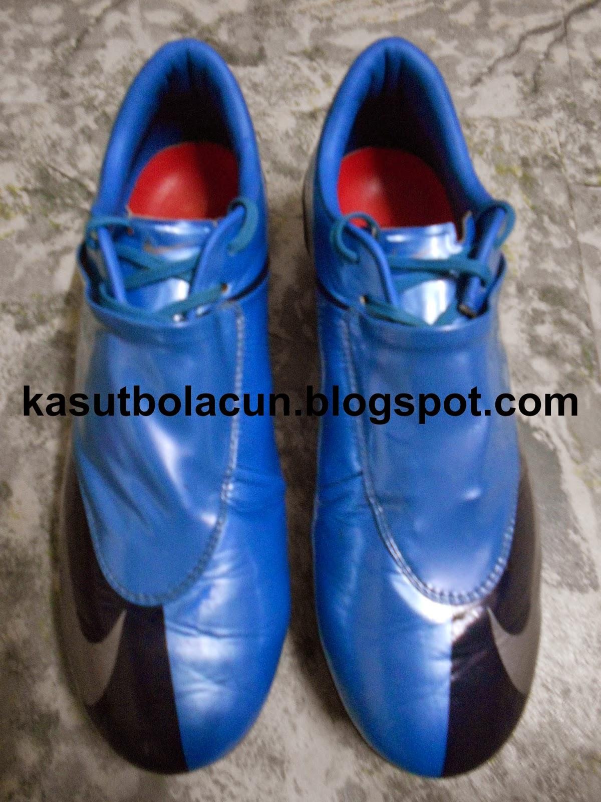 Nike Mercurial Vapor 5 SG-BIRU