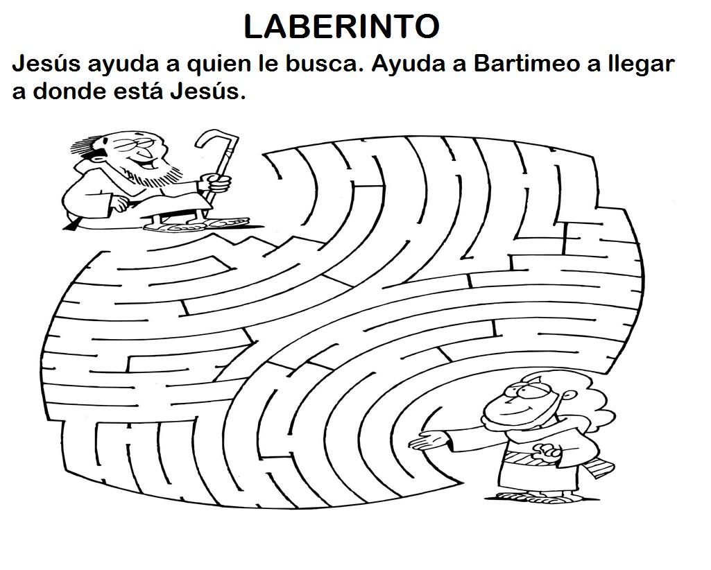 SGBlogosfera. Amigos de Jesús: EL CIEGO BARTIMEO