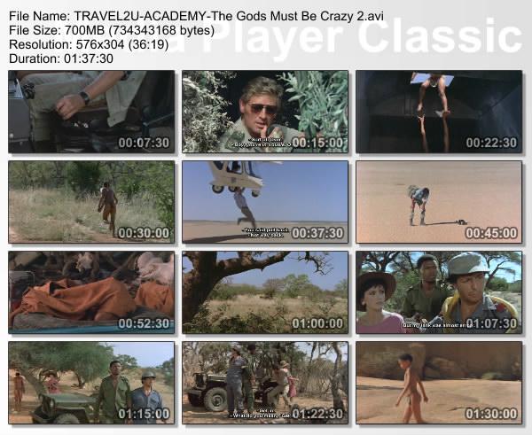 Watch Online The Gods Must Be Crazy Ii Movie Weeklyupload
