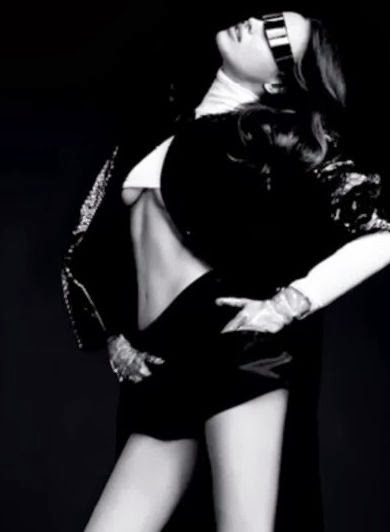 Fetish Inspirations : Irina Shayk For 7Hollywood Magazine Winter 2013