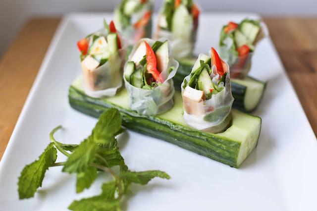 ... vegan and gluten free is made with avocado tofu and daikon radish
