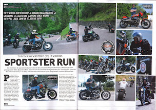 Sportster Run su LOW RIDE