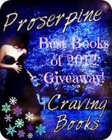 Best Books of 2012 Giveaway!