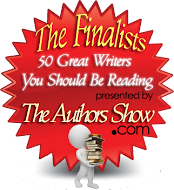 Author, Diane Mae Robinson, Finalist.