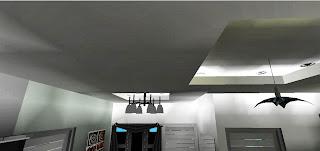 plafond minimalis
