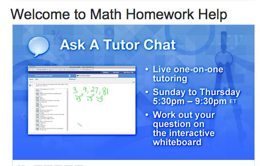 Homework help ontario government
