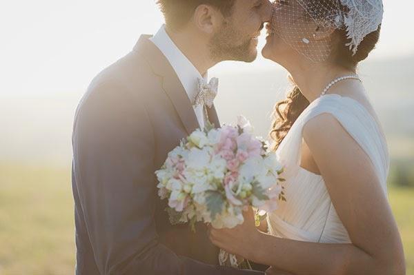 La decoraci n rom ntica de la boda de silvia y marco for Decoracion boda romantica