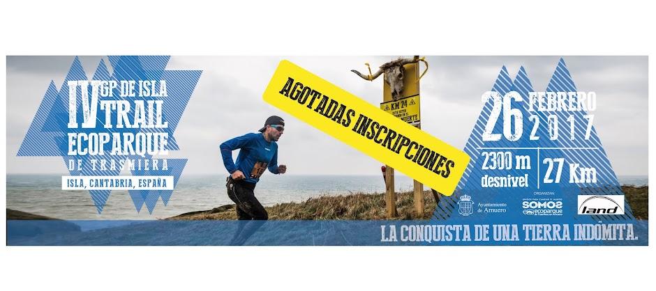 Trail Ecoparque de Trasmiera - IV Gran Premio de Isla