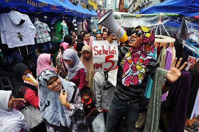 tragedi di Jalan Tunku Abdul Rahman(TAR)