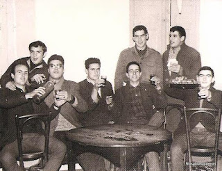 Reunion de quintos en Candelario Salamanca