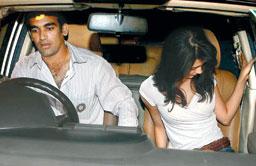 Isha Sharvani And Zaheer Khan Marriage January 2012 | Dawn Ti...