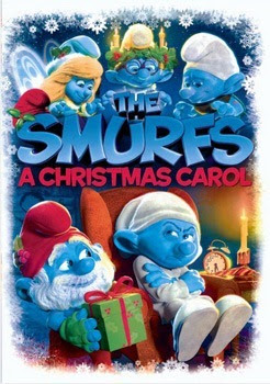 Watch The Smurfs: A Christmas Carol 2011 BRRip Hollywood Movie Online | The Smurfs: A Christmas Carol 2011 Hollywood Movie Poster