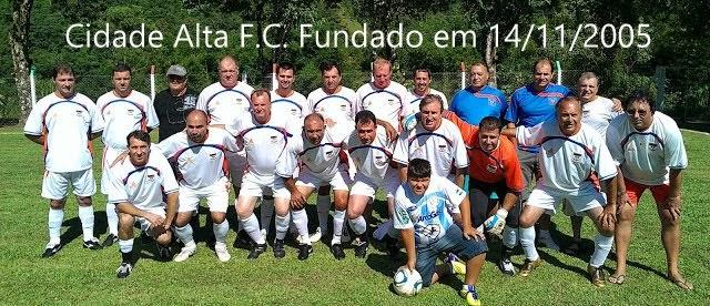 CIDADE ALTA Futebol Clube