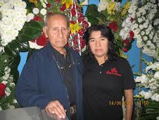 Nenita y papá viejo