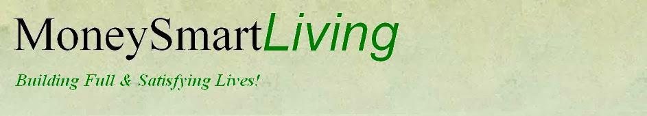 MoneySmartLiving Blog