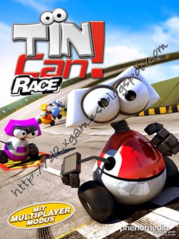 Free Download Games - Tin Can Race