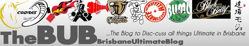 Brisbane Ultimate Blog