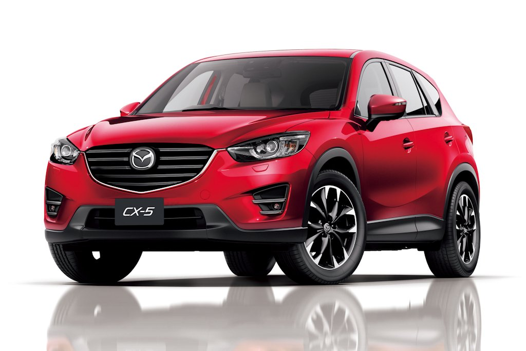 mazda cx 5 goes battling entry level crossovers with new. Black Bedroom Furniture Sets. Home Design Ideas