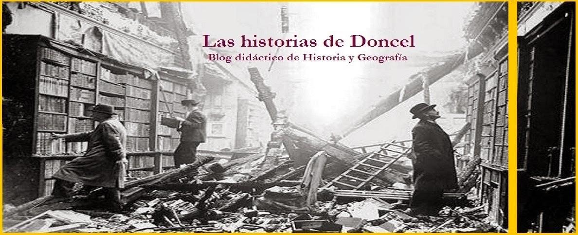 Las historias de Doncel