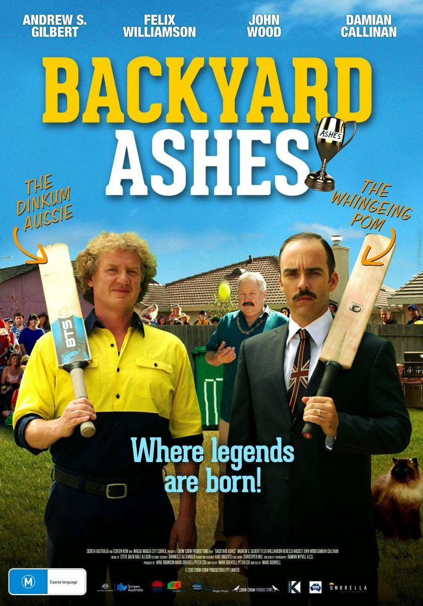 Backyard Ashes (2013) [Vose]