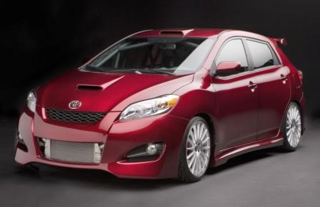 2011 toyota matrix review cars zones. Black Bedroom Furniture Sets. Home Design Ideas